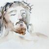 Glava umirućeg Krista