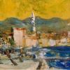 Žuto nebo nad Splitom