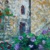 Babin dvor sa hortenzijama