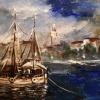 Trabakul ispred Trogira
