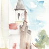 Zvonik crkve Gospe od Karmela, Trogir